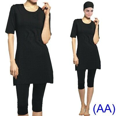 Girls & Ladies Modest Burkini Swimwear Swimsuit Burqini Muslim Islamic beachwear