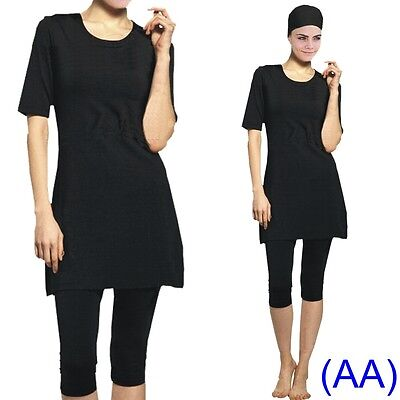 Girls & Ladies Modest Burkini Swimwear Swimsuit Muslim Islamic beachwear (AA)