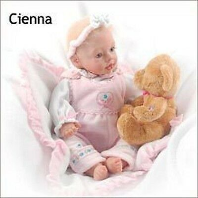 Reborn Doll 2 Peice Outfit For 12 inch Doll Cienna ~ REBORN DOLL SUPPLIES