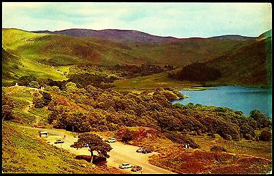 Postcard - Glen Trool Galloway Scotland Posted 1976 Stamped