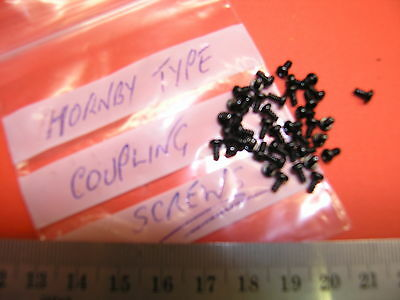"""00 Triang/hornby Spares    Self Tapping """"coupling Screws""""    25  Off"""