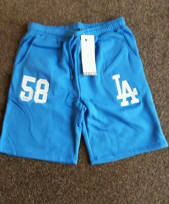 Major League Baseball Los Angeles Dodgers Shorts ***brand New With Tags***