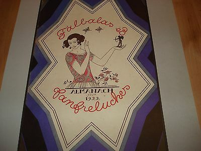 """ART DECO PRINT by GEORGES BARBIER """"Falbalas et Fanfreluches"""" from 1922 original"""