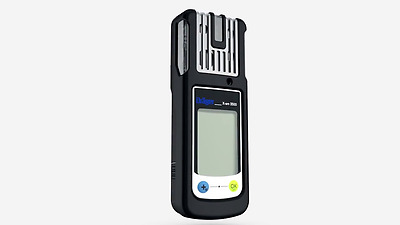 Drager X AM 2500 gas detector H2S O2 CH4(LEL) CO c/w charger