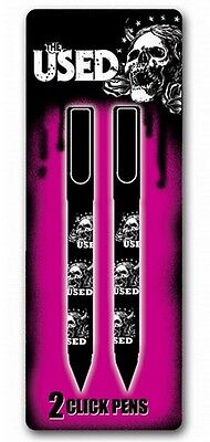 The Used Music Click Pen Set 6620