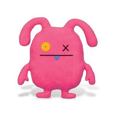"UGLYDOLL - Uglyverse Edition Pink OX 12"" Limited 2009 Horvath Kim Ugly 90201 NWT"