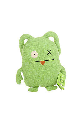 UGLYDOLL - Misspeller OX Lime Green Early Ugly Doll Horvath Kim 1009-1 Rare NWT