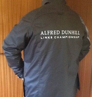 Course Marshals Uniform From Alfred Dunhill Links Championship 2016 + Extras