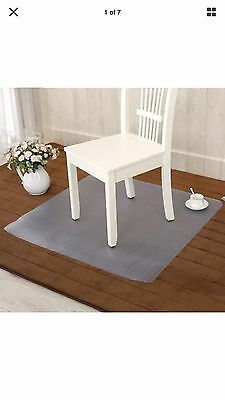Frosted Office Chair Mat Home Carpet Floor Protector Spiked 4 Size New Greenbay