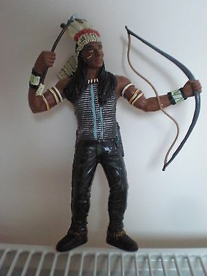 Very Rare AAA Native American Indian Figure Highly Detailed