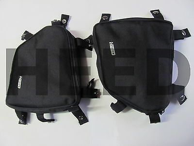 Bags panniers luggage for HEED crash bars Triumph Tiger 800 XR / XC (11-16)
