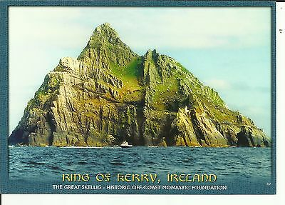 The Great Skellig , Ring of Kerry , Ireland