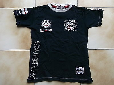 Beau T-shirt GEOGRAPHICAL NORWAY 10 ans