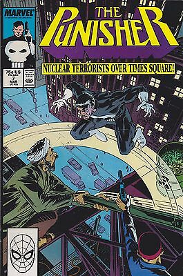 The Punisher #7 Marvel 1988 Combined Shipping Available