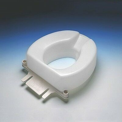 """Maddak Inc. Ableware 725831002 2"""" Elevated Toilet Seat Compatible with"""