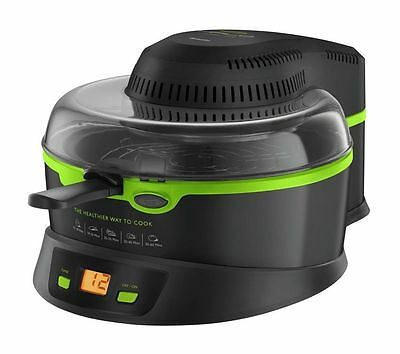 Breville 1200W Halo Health Fryer With Lcd Display In Black - Vdf084