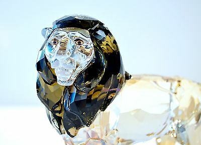 Swarovski 2016 SCS AE Lion Akili King Wild Animal 5135894 Sign Brand New In Box
