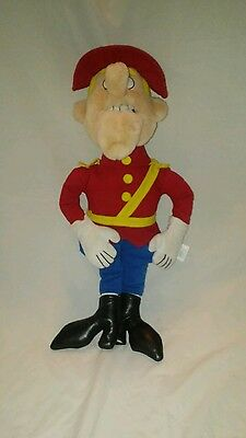 Dudley Do Right Plush Doll