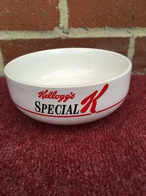 Kellogg's Special K 1987 Cereal Bowl