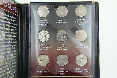 USA - 100 Years of American Nickles Coin Set
