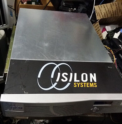 Isilon IQ3000i Storage Server, Xeon 3.20GHz 4GB RAM, NO Hard Drives