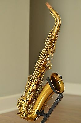 Vintage 1934 Conn Transitional 6M Alto Saxophone