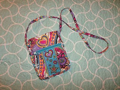 Justice Girls Colorful Cross Body Bag Purse