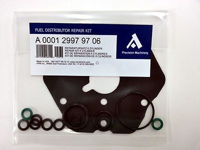 Repair (Rebuild) Kit for 6 CYL Alloy KE-Jetronic Bosch Fuel Distributor