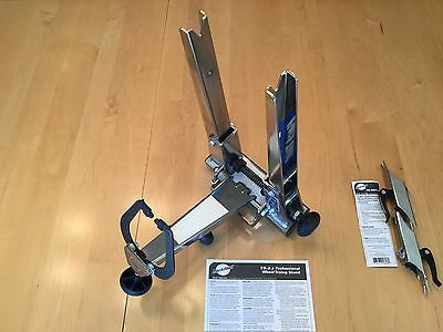 Tools - Park Professional Truing Stand TS-2.2 - Chrome, New