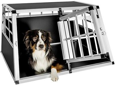 Dog Crates For Large Dogs Travel Crate Kennels Big Dog Aluminum Car Cage Cages