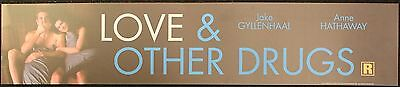 Love & Other Drugs, Large (5X25) Movie Theater Mylar Banner/Poster