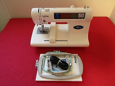 Brother Pe 170 D Disney Personal Embroidery System -  Mechanical Sewing Machine