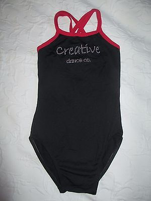 Creative Dance Co leotard dance costume (size 4)