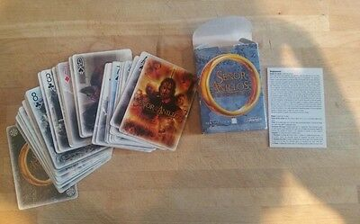 Baraja De Cartas - Pack Of Cards The Hobbit and Lord of The Rings