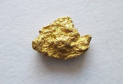 .580 Gram 4 Screen High Purity Natural Alaska Placer Gold Nugget, # Q 4596