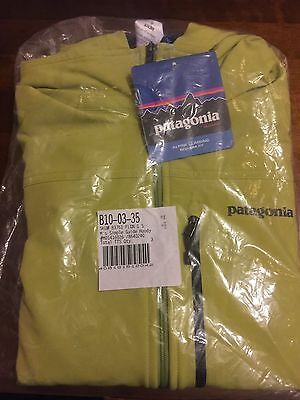 Patagonia Simple Guide Soft Shell Jacket / hoodie. Climbing Mens Small Brand New