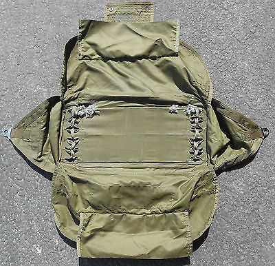 Nylon 24  Military Surplus Museum Chest Container Parachute Skydiving Jumping