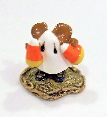 """2003 Wee Forest Folk """"the Candy Corn Kidd""""  M-300 - Mint Condition !"""