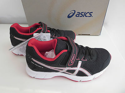 NEW Boys Asics Sneakers Joggers Trainers Runners Size 12