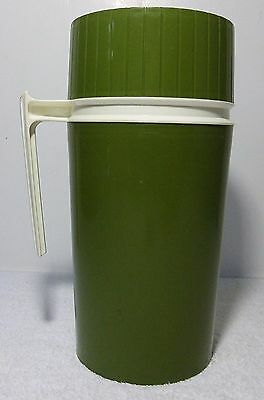 Vintage  THERMOS BRAND WIDE MOUTH Food Thermos Hot Or Cold 1 Pint
