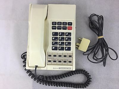 Telstra Touchfone - Corded Home Phone - TF400 - Good Condition