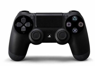 ORIGINAL Sony Playstation4 / PS 4 - DUALSHOCK 4 Wireless Controller schwarz gebr