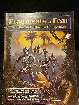 Call of Cthulhu Fragments of Fear