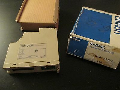 Omron C200H-Slk11 Brand New In Box