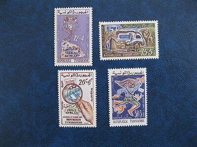 Timbre TUNISIE  576/9 ** neuf sans charnière luxe