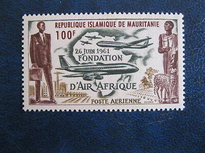 Timbre MAURITANIE PA 21 ** neuf sans charnière luxe