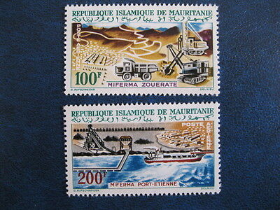 Timbre MAURITANIE PA 24/5 ** neuf sans charnière luxe