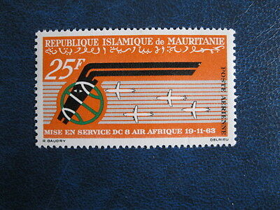 Timbre MAURITANIE PA 32 ** neuf sans charnière luxe