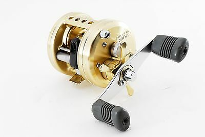 [VeryGood] Shimano CALCUTTA 201XT LH Baitcasting Reel from Japan #211