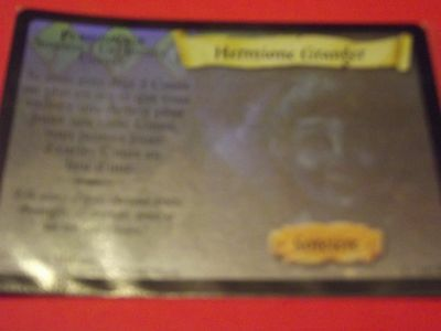 Harry Potter Trading Card Game  Cartes Neuves ** Hermione Granger  9/116  **
